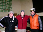 The Cowboy and his BRR Riding Buddies, They said it was a cake walk! (In a deep freeze!)