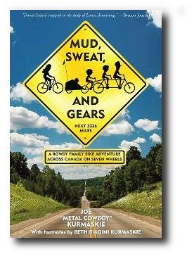 Mud Sweat and Gears Cover